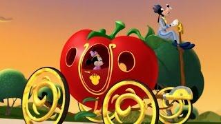 Клуб Микки Мауса - Сезон 4 серия 09 - МИННИ-ЗОЛУШКА |мультфильм Disney