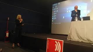 """BISCEGLIE 10 settembre 2021 Intervento Ass  Maria Lorusso a """"Hong Kong Business Meeting"""""""