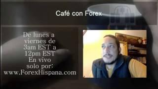 Forex con Café del 18 de Enero 2017