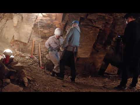 Mining tennen toishi in Maruoyama with Jouzou Tushihashi