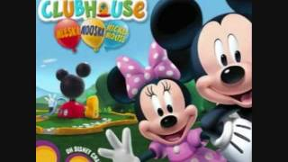 Mickey Mouse clubhouse Hibiscus Hula