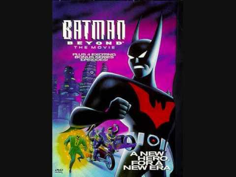 COMIC BOOK MOVIE ZONE: Batman Beyond: The Movie: Rebirth (1999) Review