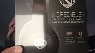 NCREDIBLE1 UNBOXING!