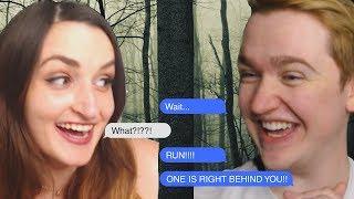 I LET MY GIRLFRIEND DIE!? - Hooked App - W/LaurenzSide