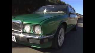 рассказ Jaguar XJ 40