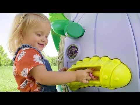 Preschool Playground Equipment - Happy Hollow (2019)