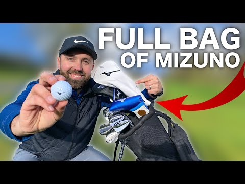 golf pros who use mizuno