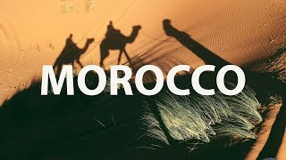Exploring the north of Morocco