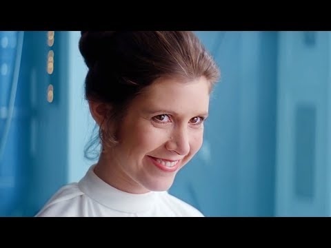 THE FORCE:  A musical tribute to Princess Leia