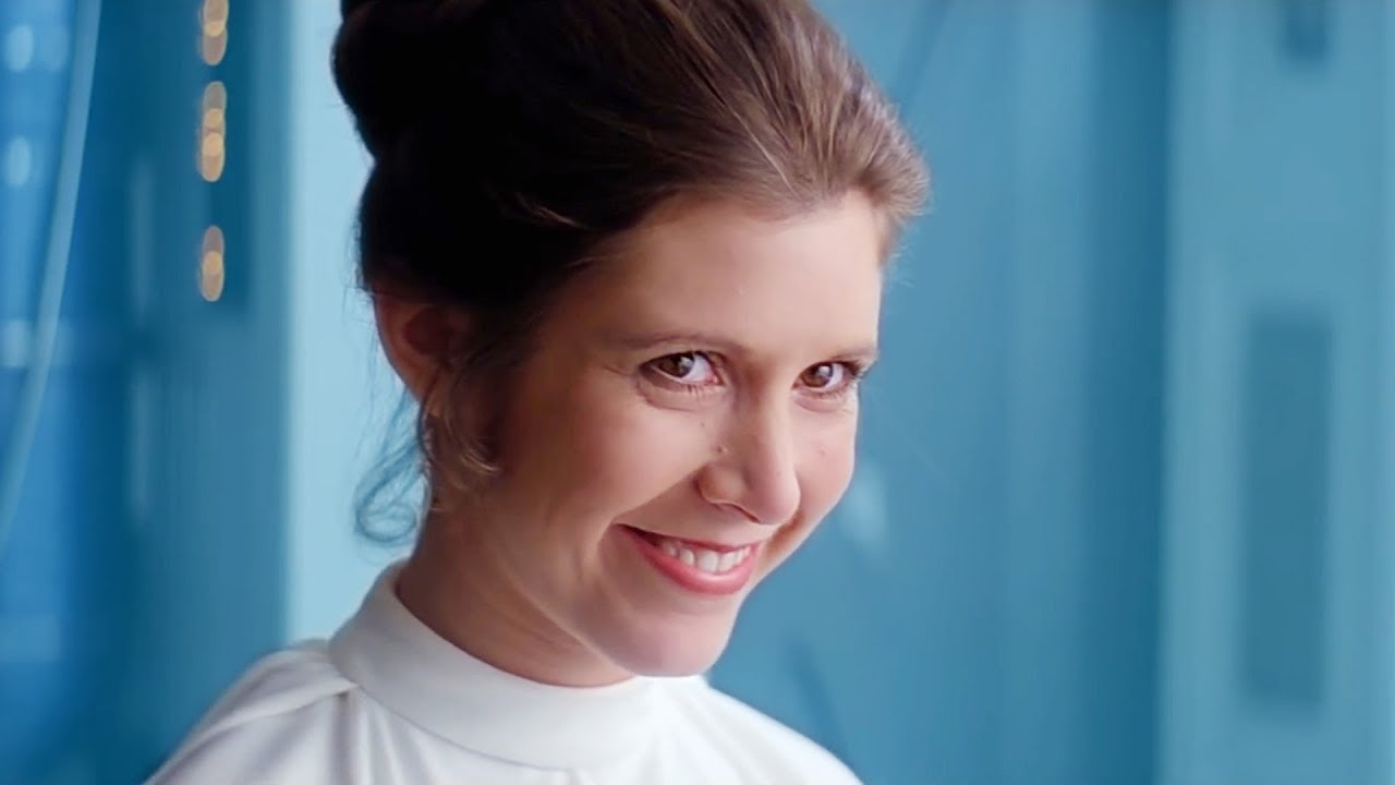 the force a musical tribute to princess leia youtube