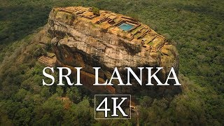 Sri Lanka by Drone (4K)