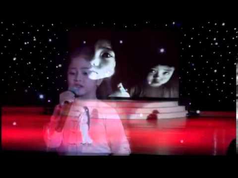 chi co tinh thuong- bài hát ĐỨA BÉ trình bày:bé HỒNG MINH