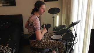 Hanan M - Al Green Let's Stay Together Drum COVER