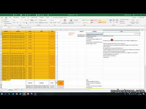 Excel DÜŞEYARA()