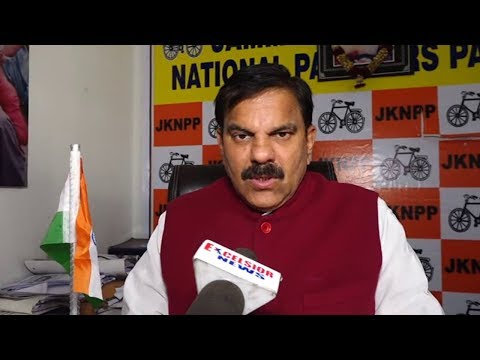 Harshdev accuse BJP of forcing EC to defer J&K Assembly polls - 동영상