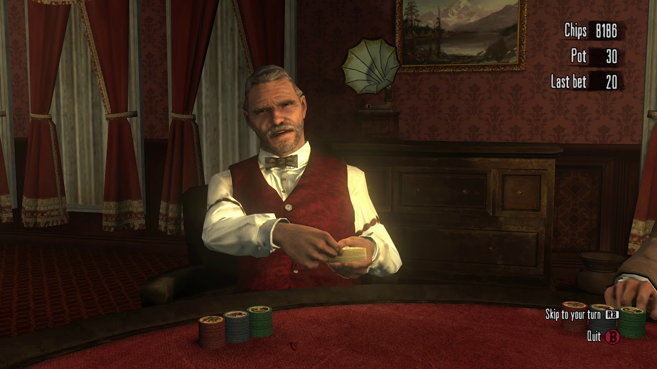 Red dead redemption high stakes poker tips poke restaurant nyc midtown