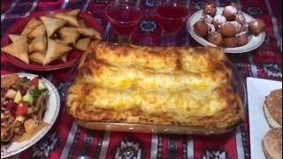 Lasagna recipe | Okuby Hanfare