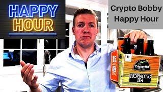 Crypto Happy Hour - $40,000 BTC and $1,500 ETH - November 27th Edition