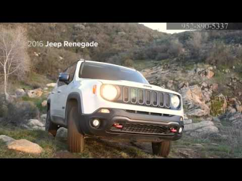 Beautiful New 2016 Jeep Renegade Performance Park Chrysler Jeep 2186 Minneapolis MN  Burnsville MN