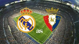 DEBRIEF REAL MADRID VS OSASUNA 34EME JOURNEE DE LIGA