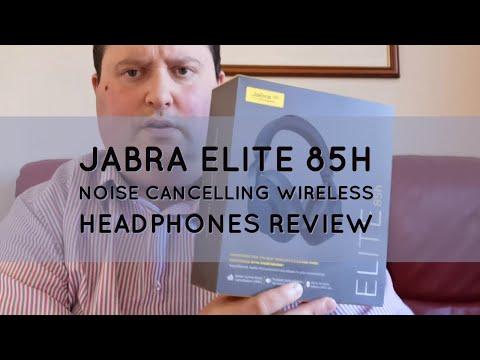 Jabra Elite 85h Review - great ANC headphones
