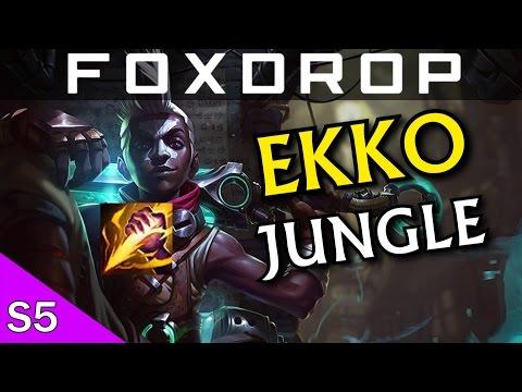 How Good is Ekko Jungle? - League of Legends