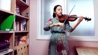 스즈키 3권 드보르작 유모레스크 초급 바이올린 배우기 바이올린 강사 김민정 기초 바이올린 레슨