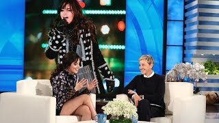 Baixar Camila Cabello Stayed Warm on New Year's Eve with Heat Warmers 'Down There'