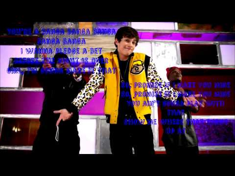 Austin Mahone- Banga Banga Lyrics/Karaoke