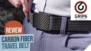Grip6 Carbon Fiber Belt Review