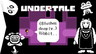 What really is Undertale? ► Playing this retro RPG for the first time!