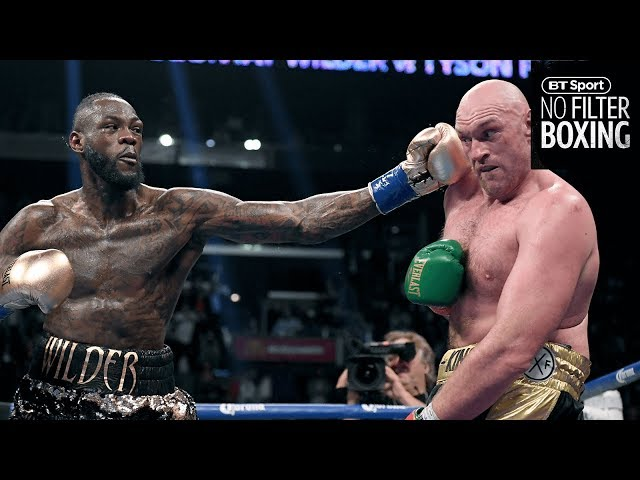 Deontay Wilder v Tyson Fury official fight highlights