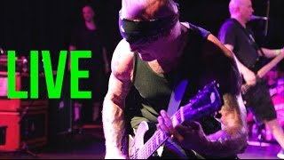"""Sick of it All """"World Full of Hate"""" live @ The Roxy"""