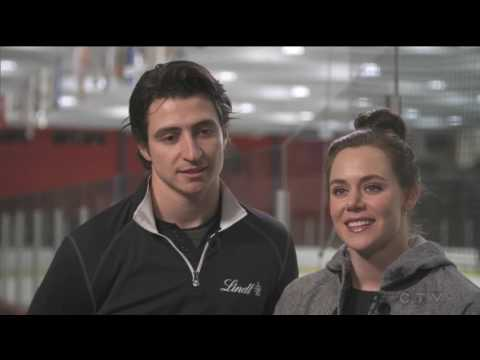 CTNSC17 Tessa Virtue / Scott Moir Interview