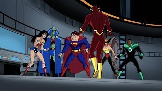 Flash vs. Justice League!