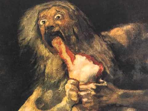 saturn devouring his son rubens