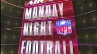 1991 Monday Night Football Intro