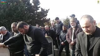 Hacı Kamran qardaşımızın 3-ü, qərbrinin ziyarəti. 02.04.2019