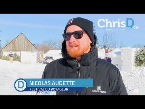 Festival du Voyageur Media Preview - February 15, 2018 - Winnipeg, Manitoba