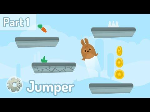 Construct 2 Tutorial - Jumper Game #PART 1