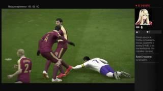 Футбол прямой эфир Россия-Португалия