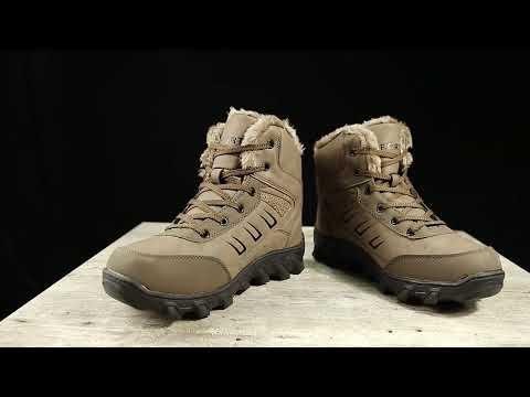 Warm & Stylish Men's Boots