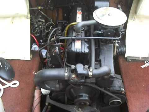 30 l Mercruiser Engine 140 HP in my new Four Winns