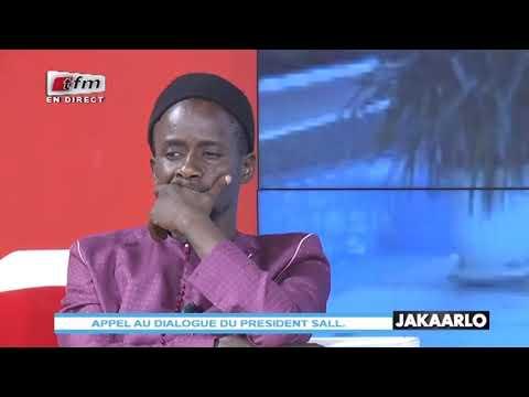 JAKAARLO BI du 15 Mars 2019 :Appel au dialogue du Président Sall