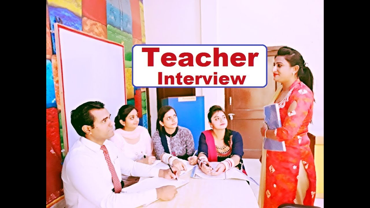 Teacher Interview Questions - #kvs #aps Interview Questions and Answers For  Teachers