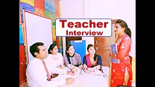 Teacher Interview Questions - Interview Questions and Answers For Teachers