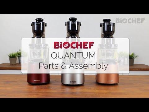 BioChef Quantum Whole Juicer Assembly & Parts