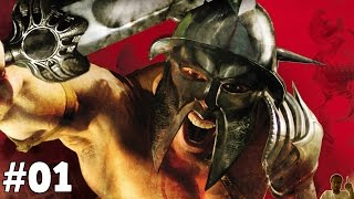 ▶️ Gladiator: Sword Of Vengeance™️ | Part 1 | PS2™️ Gameplay