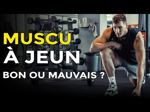 MUSCULATION A JEUN : BON OU MAUVAIS ?
