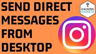 How to Direct Message on Instagram from Laptop, Chromebook, or Desktop PC